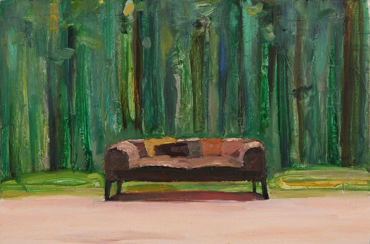 不在の椅子 | 森田加奈子 Kanako MORITA