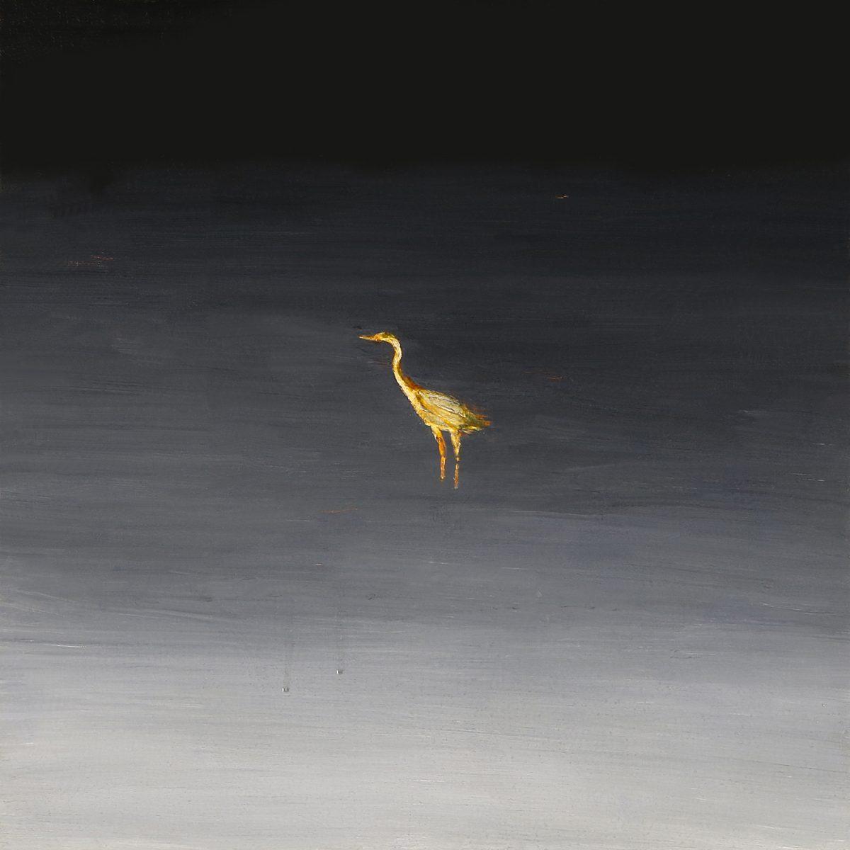 グレーの森の鳥 | 森田加奈子 Kanako MORITA
